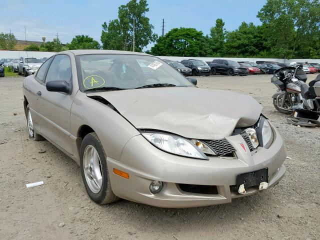 Pontiac Sunfire salvage cars for sale: 2004 Pontiac Sunfire