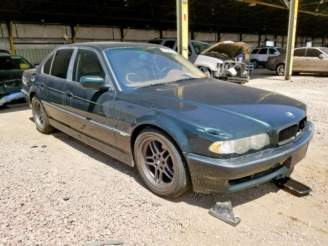 click here to view 2001 BMW 740 I AUTO at IBIDSAFELY