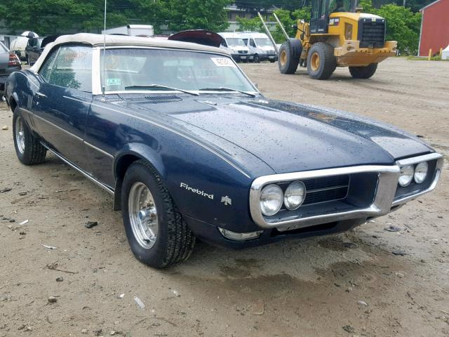 click here to view 1968 PONTIAC FIREBIRD at IBIDSAFELY