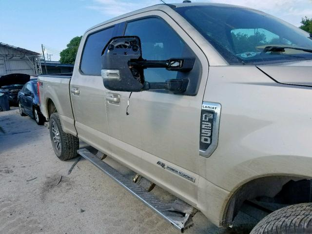 1FT7W2BT4HED91698 2017 FORD F250 SUPER DUTY