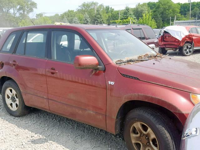 click here to view 2008 SUZUKI GRAND VITA at IBIDSAFELY