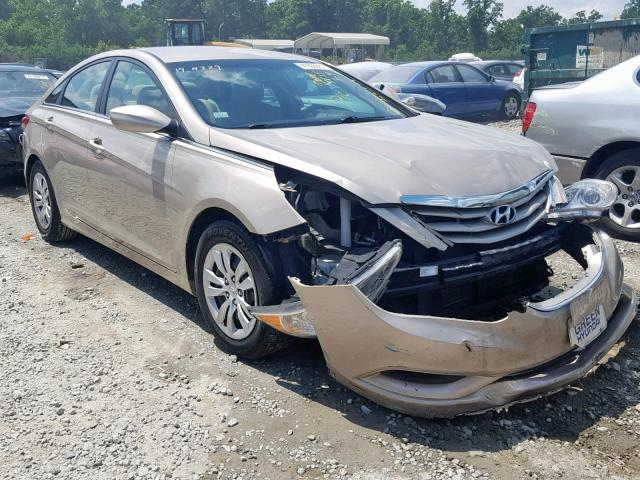 2012 HYUNDAI SONATA GLS Photos | GA - ATLANTA SOUTH - Salvage Car