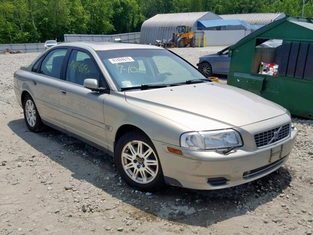 click here to view 2004 VOLVO S80 2.5T at IBIDSAFELY