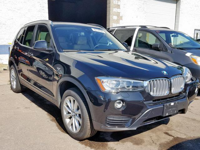 click here to view 2016 BMW X3 XDRIVE2 at IBIDSAFELY
