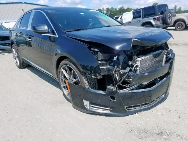 Salvage 2013 Cadillac XTS PREMIUM for sale