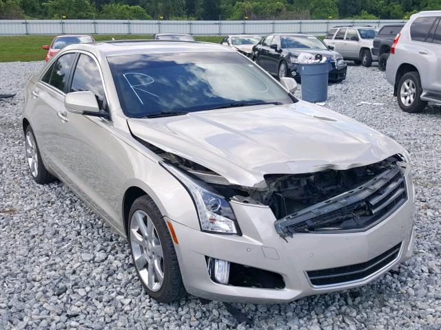 2013 Cadillac Ats Luxury 2.0L