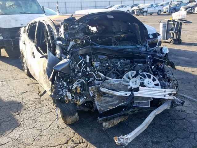 2017 Toyota Prius Prim 1.8L
