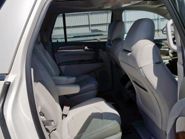 5GAKVCED1CJ321648 - 2012 Buick Enclave 3.6L detail view
