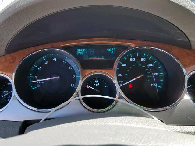 5GAKVCED1CJ321648 - 2012 Buick Enclave 3.6L front view