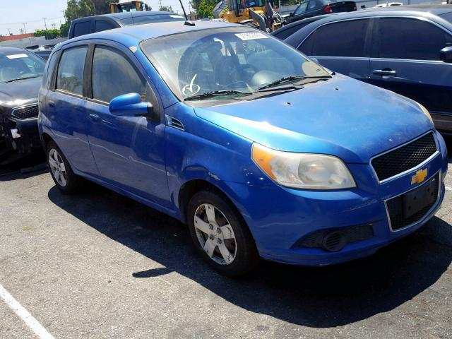 click here to view 2009 CHEVROLET AVEO LS at IBIDSAFELY