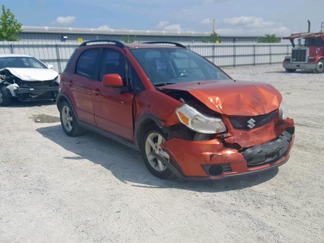 click here to view 2008 SUZUKI SX4 BASE at IBIDSAFELY