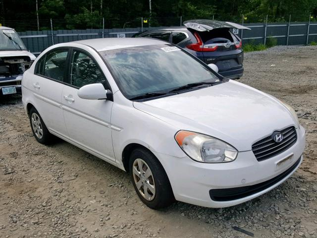 2009 Hyundai Accent Gls 1.6L