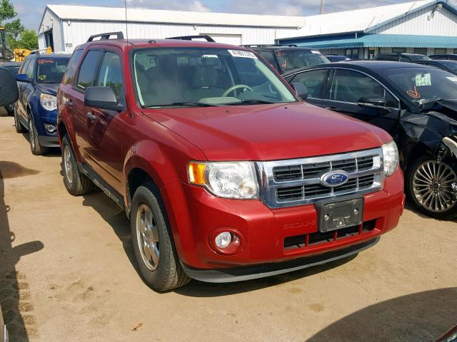 click here to view 2010 FORD ESCAPE XLT at IBIDSAFELY