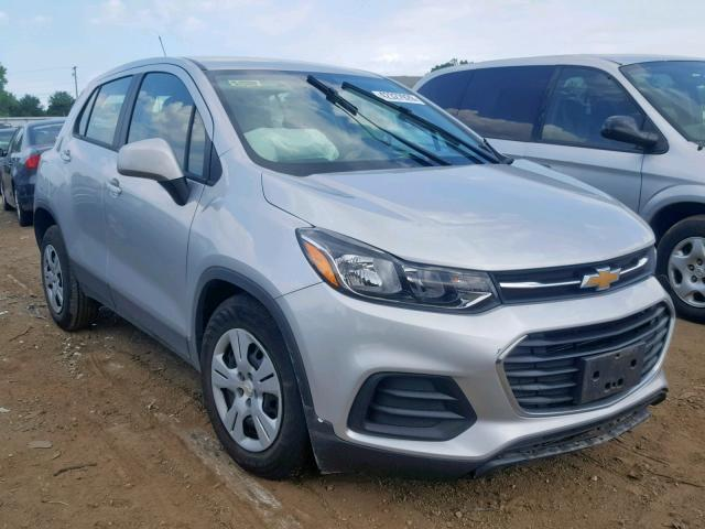 click here to view 2018 CHEVROLET TRAX LS at IBIDSAFELY