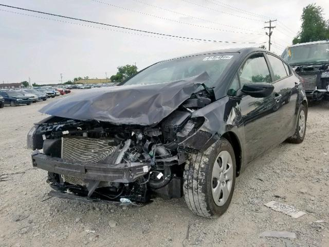 2018 KIA FORTE LX Photos | KY - LEXINGTON EAST - Salvage Car