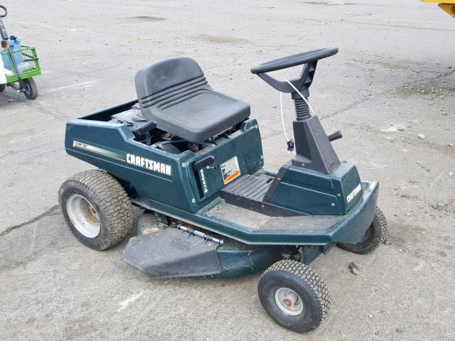 click here to view 2000 CRAF RIDE MOWER at IBIDSAFELY