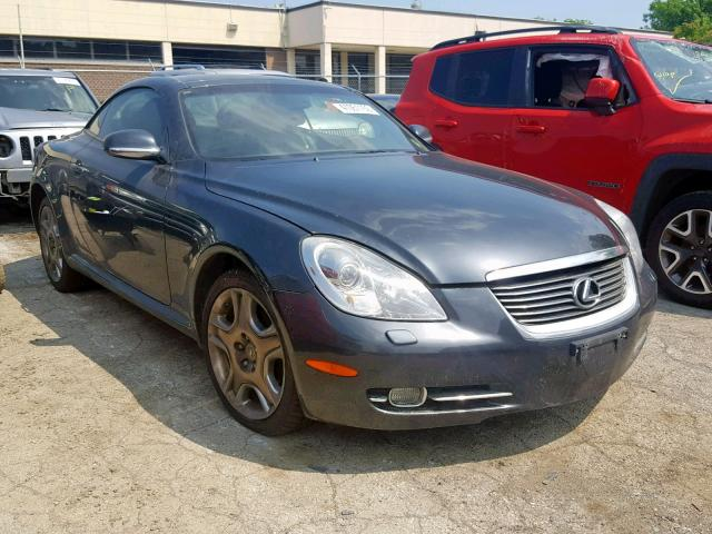 click here to view 2006 LEXUS SC 430 at IBIDSAFELY