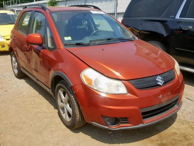 2007 Suzuki SX4 2 0L 4 for Sale in North Billerica MA - Lot: 41748659
