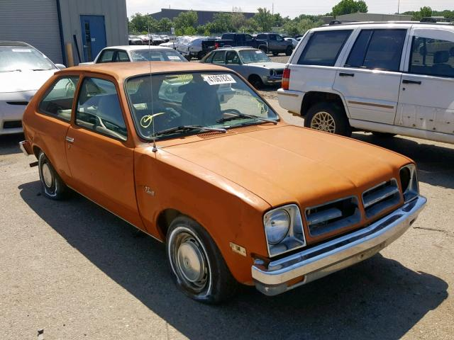 auto auction ended on vin 1b08i6y175132 1976 chevrolet chevette in mt billings auto auction ended on vin