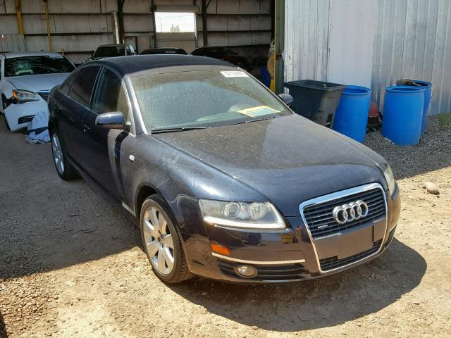 click here to view 2007 AUDI A6 3.2 QUA at IBIDSAFELY