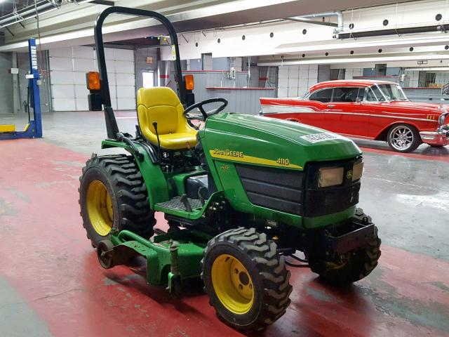 click here to view 2007 JOHN DEERE TRACTOR at IBIDSAFELY