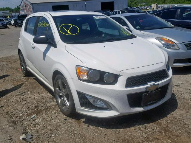 click here to view 2013 CHEVROLET SONIC RS at IBIDSAFELY