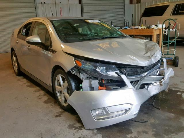 salvage or insurance auction, CHEVROLET, VOLT, Future sales