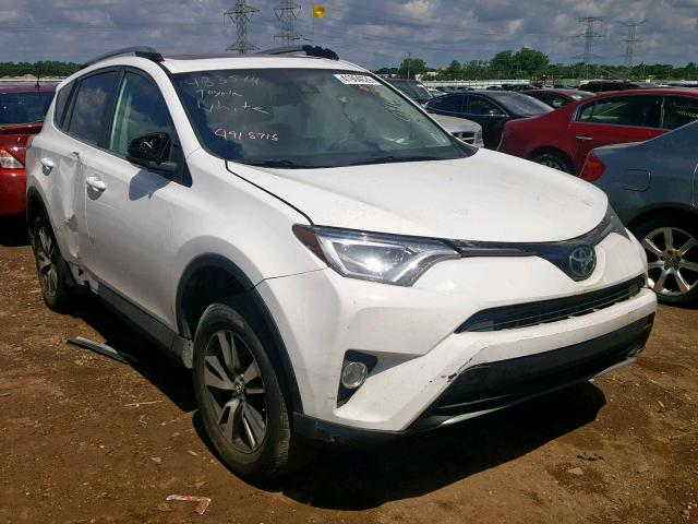 Salvage 2018 Toyota RAV4 ADVEN for sale
