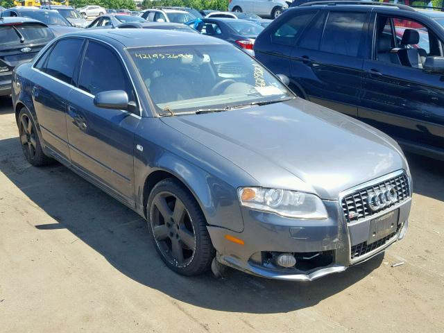 click here to view 2008 AUDI A4 3.2 QUA at IBIDSAFELY