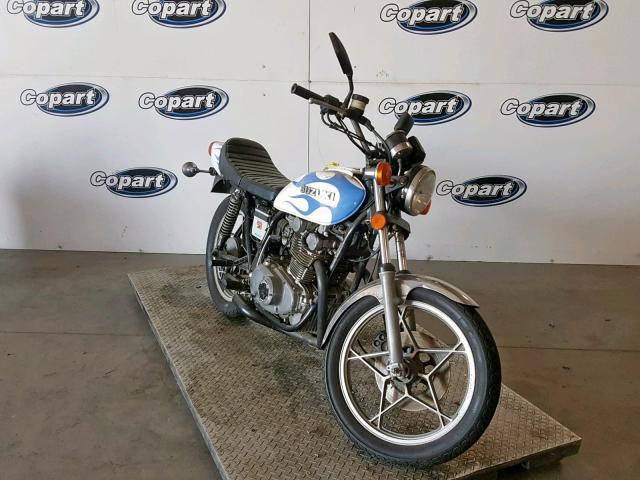 click here to view 1979 SUZUKI GS425 at IBIDSAFELY
