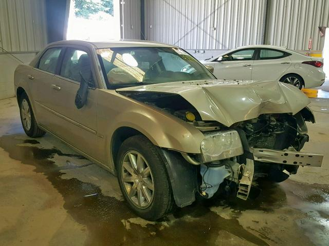 2008 CHRYSLER 300 TOURING Photos | PA - PITTSBURGH SOUTH - Salvage