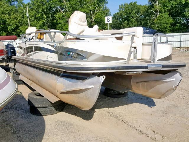 Suntracker Boat salvage cars for sale: 2009 Suntracker Boat