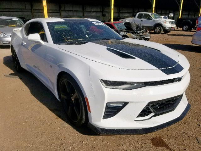Salvage 2018 Chevrolet CAMARO SS for sale