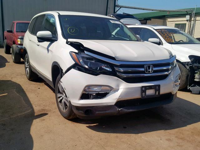 click here to view 2018 HONDA PILOT EX at IBIDSAFELY