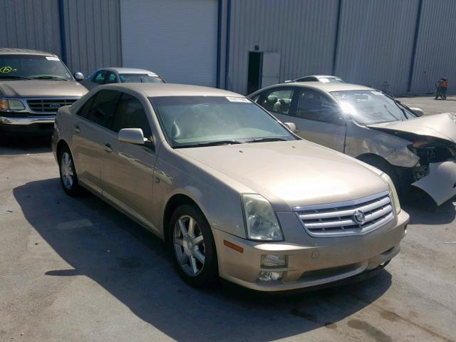 click here to view 2005 CADILLAC STS at IBIDSAFELY