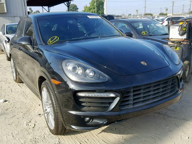 click here to view 2014 PORSCHE CAYENNE GT at IBIDSAFELY