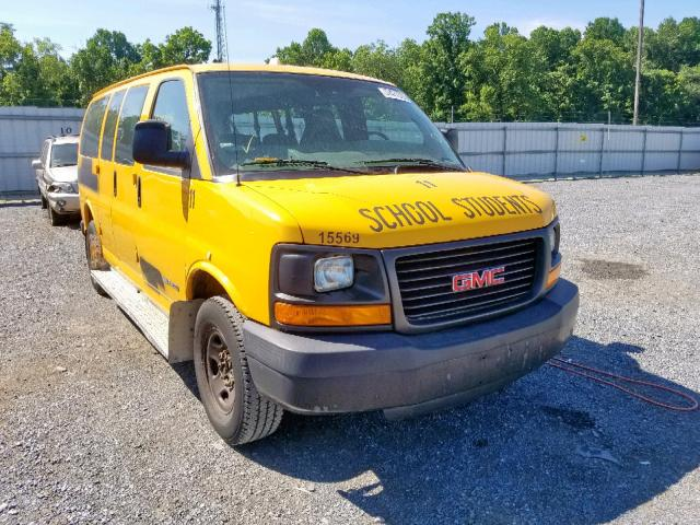 click here to view 2007 GMC SAVAN2500 at IBIDSAFELY