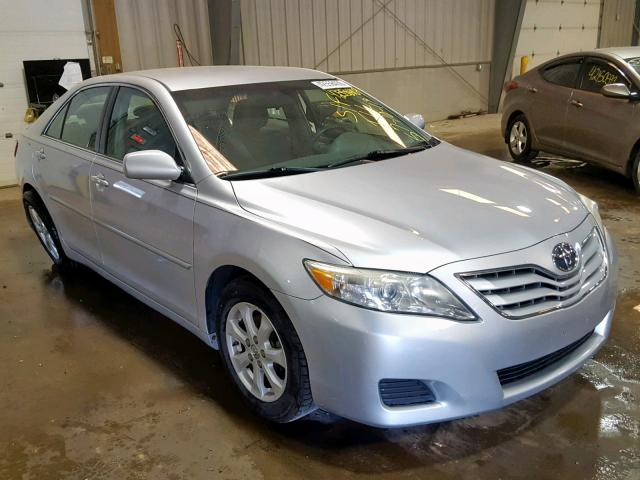 2011 TOYOTA CAMRY BASE Photos | PA - PITTSBURGH SOUTH - Salvage Car