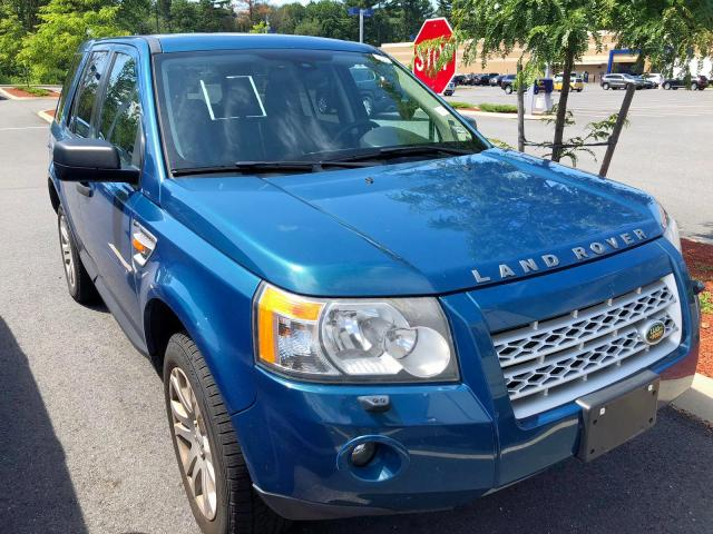 click here to view 2008 LAND ROVER LR2 SE at IBIDSAFELY