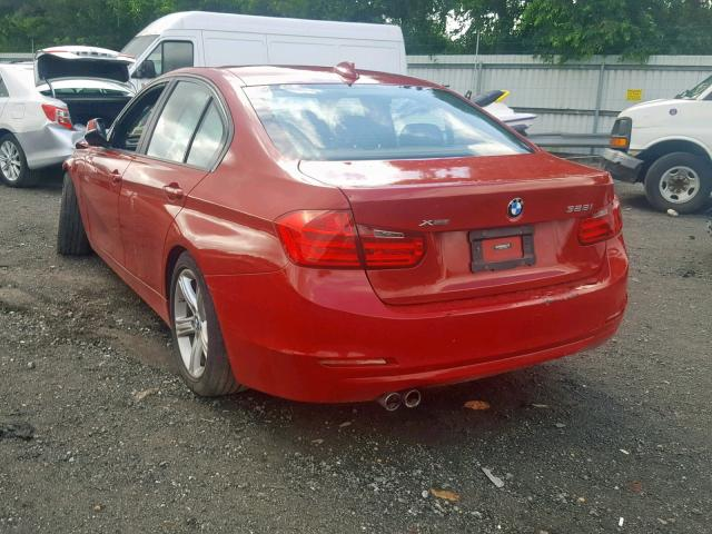 2014 BMW 328 Xi Sul 2 0L 4 for Sale in Brookhaven NY - Lot: 41908599