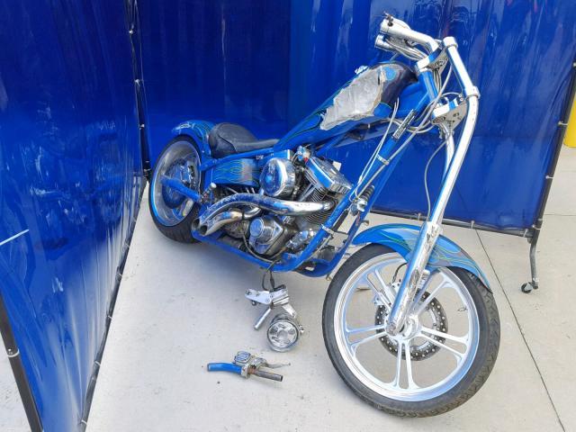 2003 American Iron Horse Texas Chop 2 للبيع في Spartanburg SC - Lot:  42222109