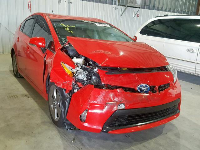 click here to view 2015 TOYOTA PRIUS at IBIDSAFELY