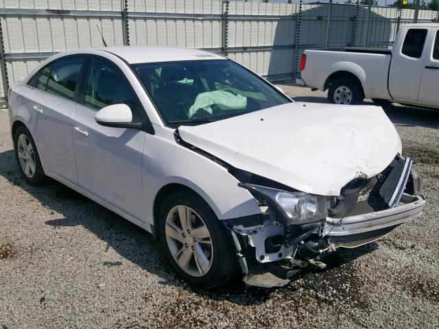 Salvage 2014 Chevrolet CRUZE for sale