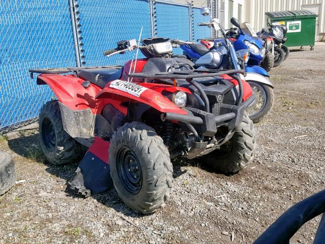 click here to view 2016 YAMAHA YFM700 FWB at IBIDSAFELY