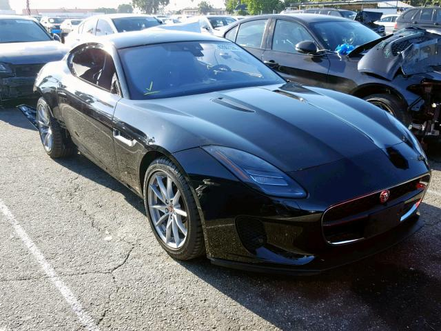 click here to view 2018 JAGUAR F-TYPE at IBIDSAFELY