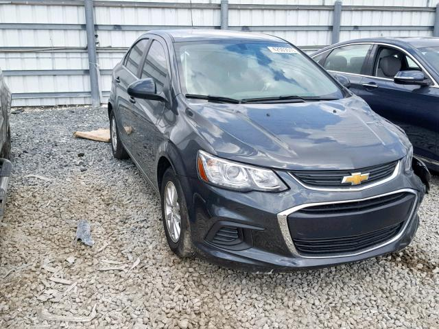 click here to view 2018 CHEVROLET SONIC LT at IBIDSAFELY