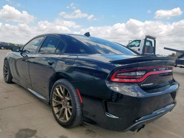 2016 Dodge Charger Sr 6 2L 8 للبيع في Wilmer TX - Lot: 42669779