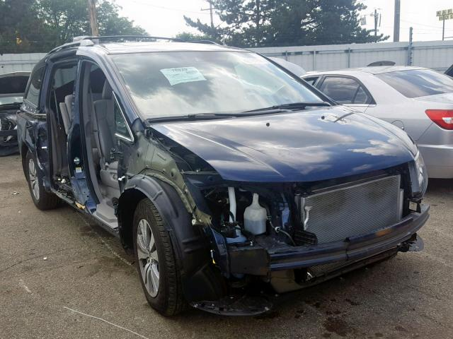 click here to view 2017 HONDA ODYSSEY EX at IBIDSAFELY