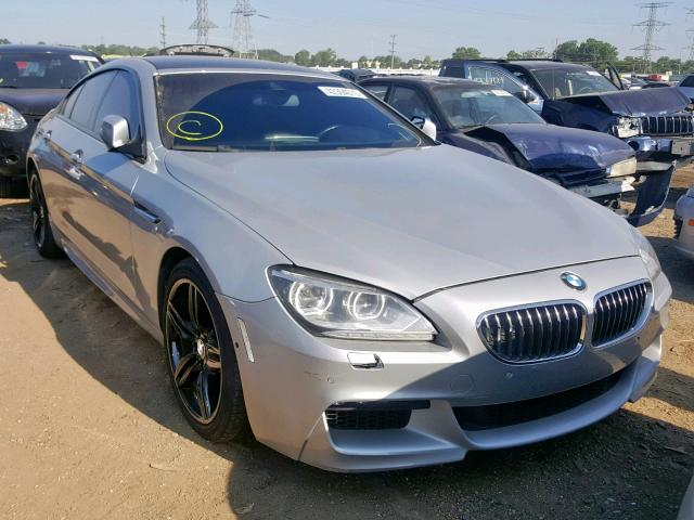 click here to view 2015 BMW 640 XI at IBIDSAFELY