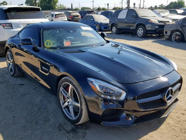 click here to view 2017 MERCEDES-BENZ AMG GT at IBIDSAFELY